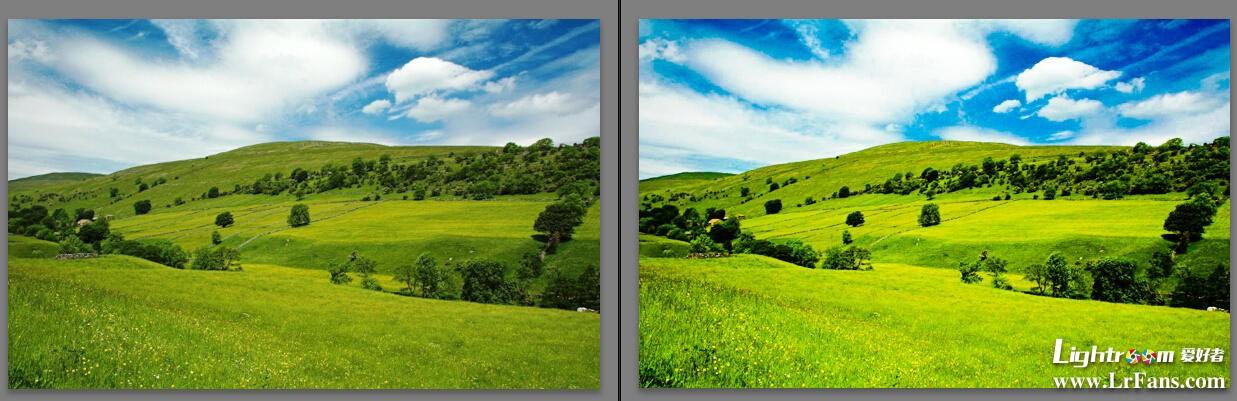 Lightroom风景预设,高动态对比度
