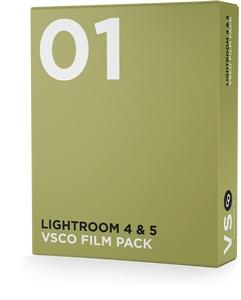 胶片预设VSCO FILM 01