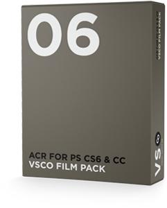 VSCO Film 06 cameraraw
