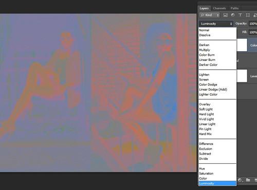 Photoshop色调曲线教程