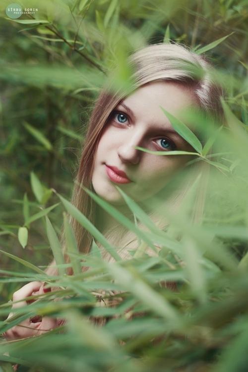如何拍摄漂亮的人像照片