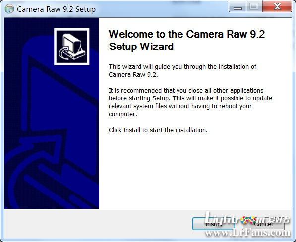 Adobe Camera Raw怎么安装教程_acr安装教程