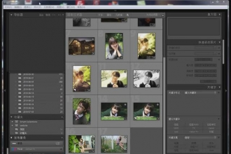 Lightroom导入照片视频教程