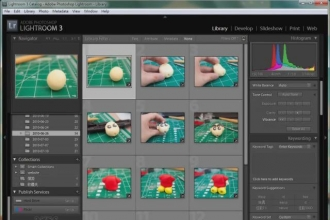 Lightroom照片浏览教程和快捷键