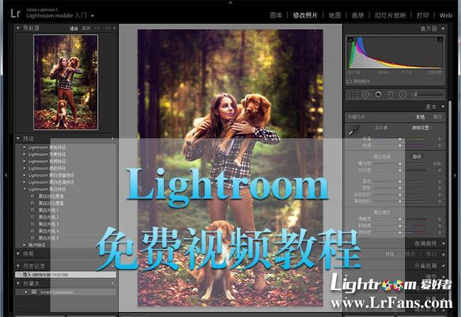 Lightroom基础视频教程