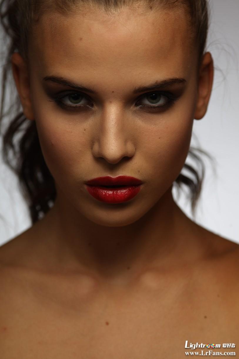 lightroom修图,raw格式美女图片下载