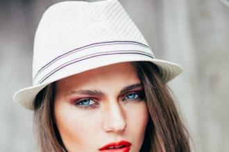 户外美女人像RAW格式图片免费下载