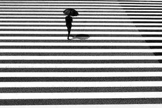 黑白摄影创意构图技巧,创新摄影构图