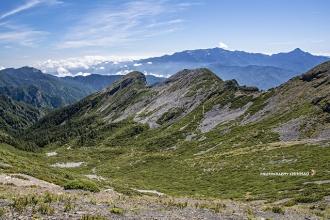 旅行风光摄影教程:山岳、高山摄影技巧,台湾雪山摄影