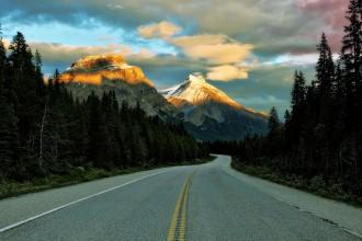 风光摄影|前方就是通向美景的路