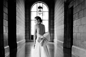 黑白摄影|时尚人像的浪漫主义格调