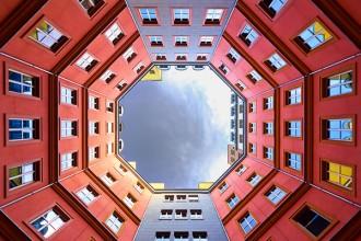 城市建筑|请你仰视我